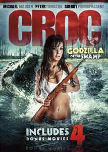 Croc: Godzilla of the Swamp