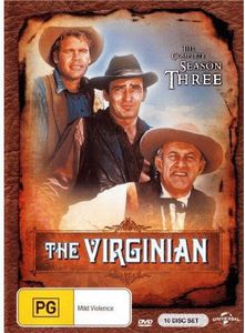 Virginian: Season 3 [Import]