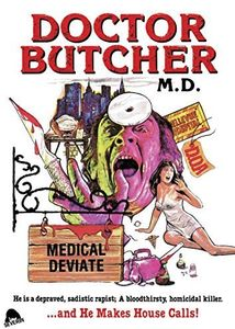 Dr Butcher Md /  Zombie