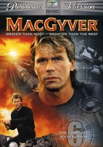 MacGyver: The Complete Sixth Season