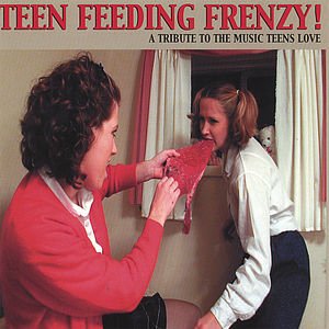 Teen Feeding Frenzy!-Tribute to the Music Teen /  Various