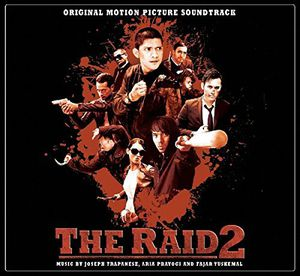 Raid 2 (Original Soundtrack)