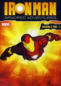 Iron Man: Armored Adventures Season 2, Vol. 1