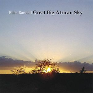 Great Big African Sky