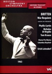 Boston Symphony Orchestra: Historic Telecasts: Britten: War Requiem