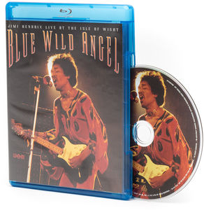Blue Wild Angel: Jimi Hendrix Live at the Isle of