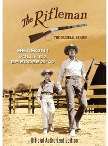 The Rifleman: Season 1 Volume 2 (Episodes 21 - 40)