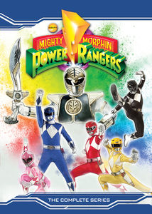 Mighty Morphin Power Rangers: The Complete Series