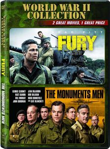 Fury/ Monuments Men