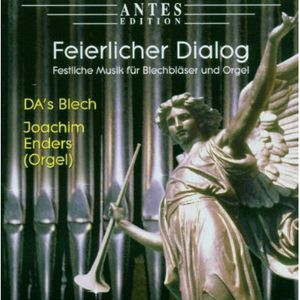 Solemn Dialogue Festive Music for Brass
