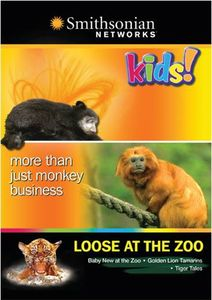 Smithsonian Channel: Loose at the Zoo