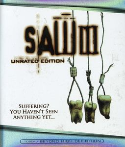 Saw 3 [Unrated] [Sensormatic] [Checkpoint] [WS]