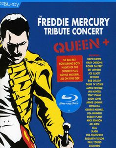 Queen +The Freddie Mercury Tribute Concert