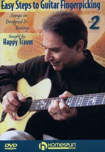 Easy Step To Guitar Fingerpicking, Vol. 2