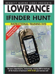 Lowrance Ifinder Hunt