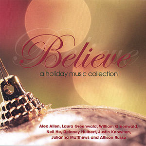 Believe-A Holiday Music Collection