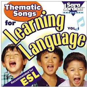 Thematic Songs for Learning Language