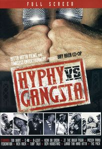Bay Area Co-Op: Hyphy Vs Gangsta /  Various