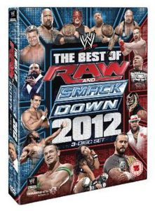 WWE : Best of Raw & Smackdown 2012 [Import]