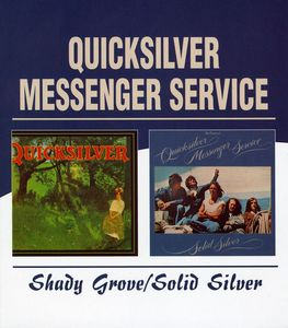 Shady Grove/ Solid Silver [Remastered] [Import]