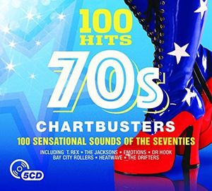 100 Hits: 70s Chartbusters /  Various [Import]