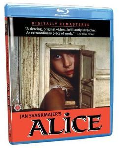 Jan Svankmajer's Alice
