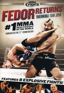 Hdnet Fights: Fedor Returns [Sports] [WS]