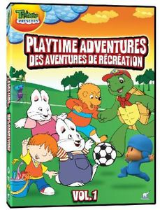 Vol. 1-Treehouse Playtime Adventures [Import]
