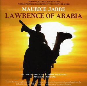 Lawrence of Arabia (Complete Score) (Original Soundtrack) [Import]