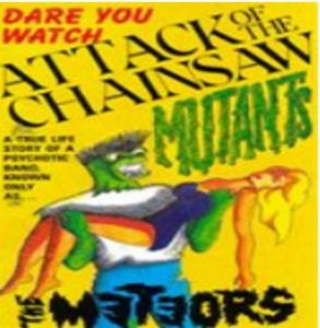 Attack of the Chainsaw Mutants /  Hell in Pacific [Import]