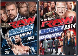 Wwe: Best Of Raw and Smackdown 2013 /  Wwe: Best Of Raw and Smackdown2014