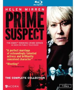 Prime Suspect: Complete Collection