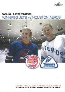 World Hockey Association: Wha Legends - Winnipeg Jets vs Houston Aeros