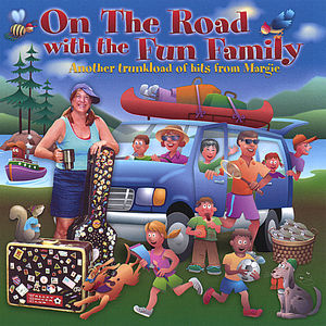 On the Road with the Fun Family