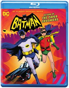 Batman: Return of the Caped Crusaders (DC)