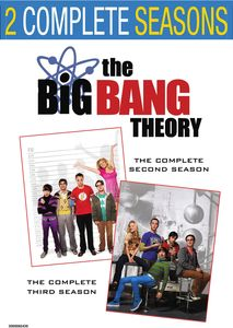 The Big Bang Theory: Seasons 2 and 3