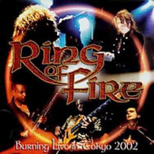Burning Live in Tokyo 2002 [Import]