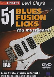 51 Blues Fusion Licks