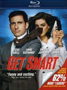 Get Smart [2008] [WS] [Special Edition] [3 Discs] [Digital Copy] [Lenticular Packaging] [With DVD Movie Game]