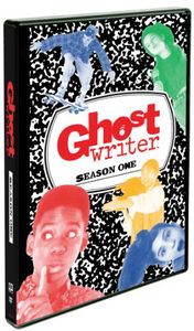 Ghost Writer: Season One [Full Frame] [Digipak] [5 Discs]