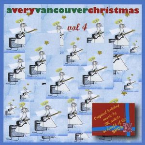 Very Vancouver Christmas 4 /  Various