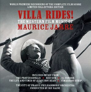 Villa Rides! Westerns of Maurice Jarre (Original Soundtrack) [Import]
