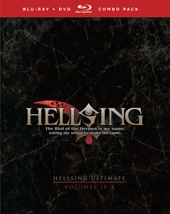 Hellsing Ultimate: Vol 9 & 10