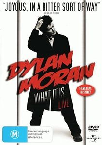 Dylan Moran-What It Is