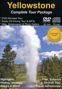 Yellowstone Complete Tour Package