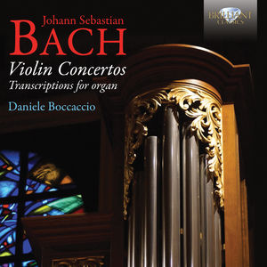 Violin Concertos Transcribed for Organ