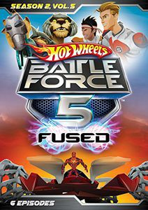 Hot Wheels Battle Force 5: Season 2 -: Volume 5