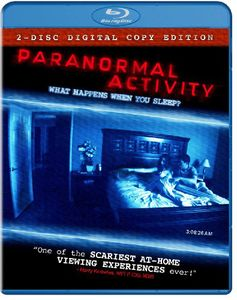 Paranormal Activity [Widescreen] [2 Discs] [Digital Copy]