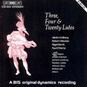 Three Four & Twenty Lutes /  Various