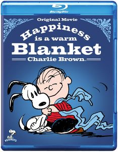 Happiness Is A Warm Blanket, Charlie Brown [O-Sleeve] [Blu-ray/ DVD Combo]